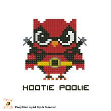 Hootie Super Hero Dead Poolie