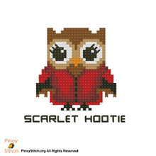 Hootie Super Hero Scarlet Witchy
