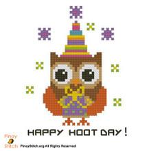 Hootie Happy Hoot Day Birthday