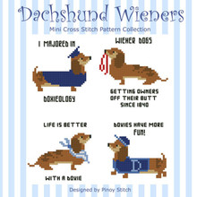 Dachshund Wiener Collection