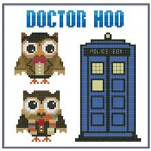 Dr. Hoo (Who) Hooties