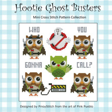 Hootie Ghost Busters