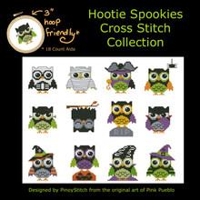 Hootie Spookies Mini Collection