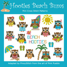 Hooties Beach Bums Collection