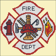 Fire Dept Emblem