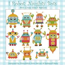 I Robot : Naughty Bots