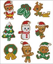Gingerbread Cookies Christmas