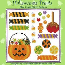 Halloween Treats Mini Sampler