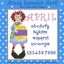 Annie Mini Sampler 004  April