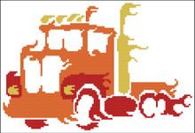 Trucks on Fire 003