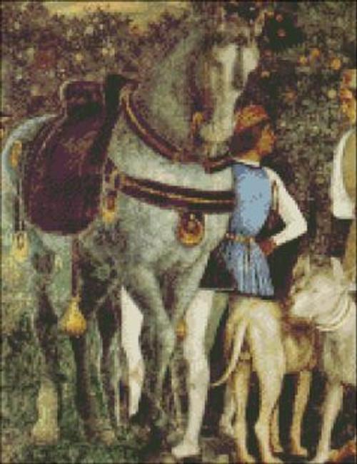 Sposi (Fresco Detail)