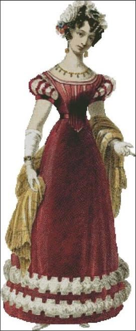 Romantic Victorian Series: Sophronia
