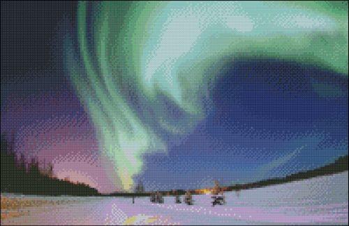 Astronomy - Aurora Borealis