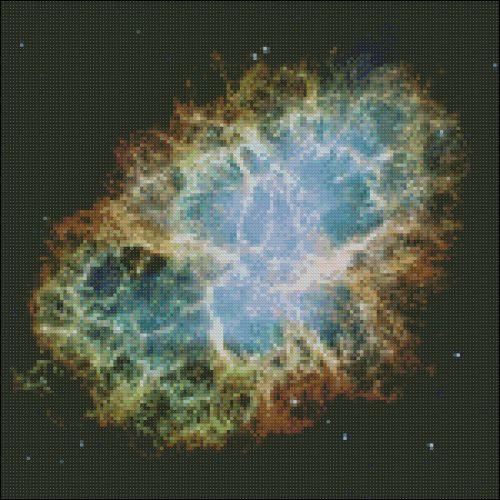 Astronomy - Crab Nebula