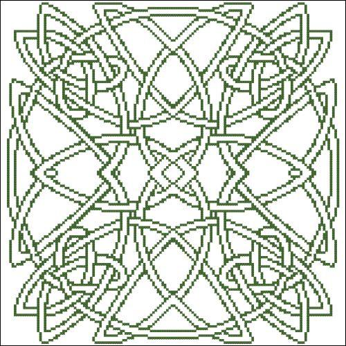Celtic Knot Six