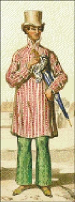 Philippine Mestiso 1800's