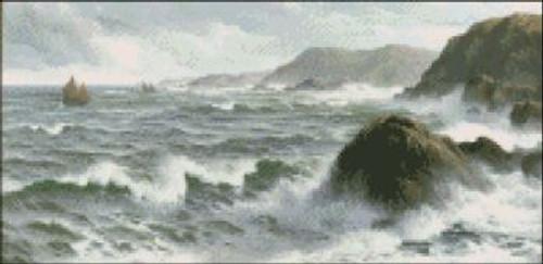 Victorian Seascape