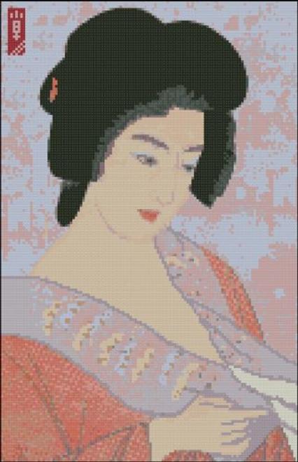 Bijinga 004 : Geisha