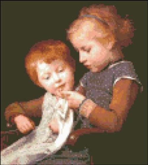 Little Knitters