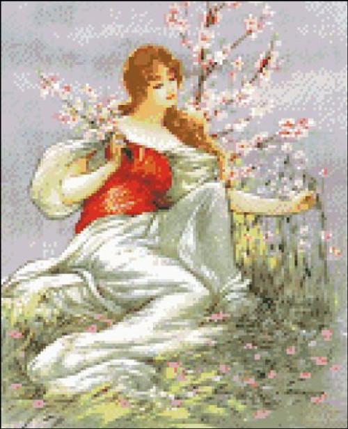Ladies of Spring - May