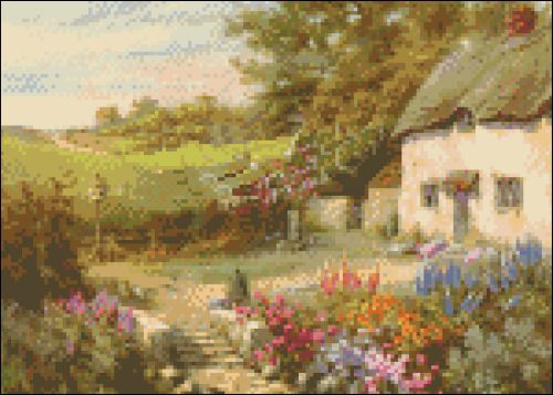 Vintage Cottage 004