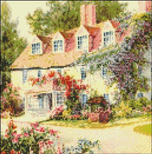 Vintage Cottage 009
