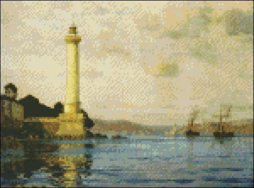Lighthouse at Sergalio