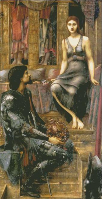 King Cophutua and the Beggar Maid