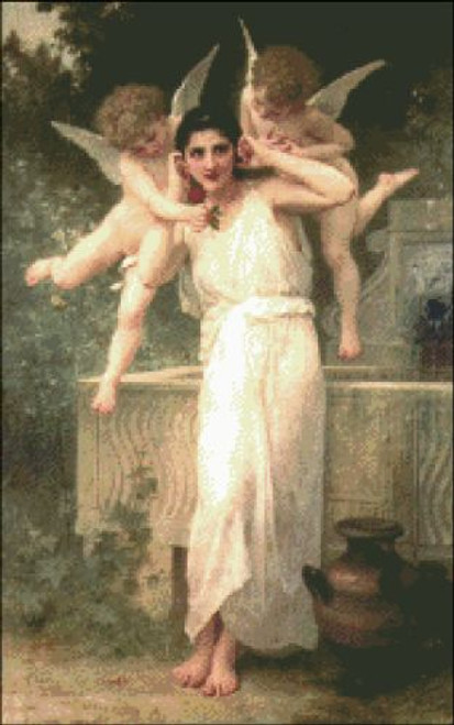 Innocence by Bouguereau