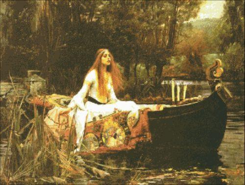 Lady Shallot