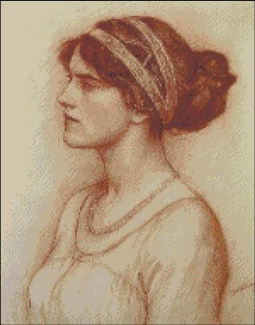 Study of Marchioness of Downshire