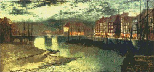 Whitby Docks