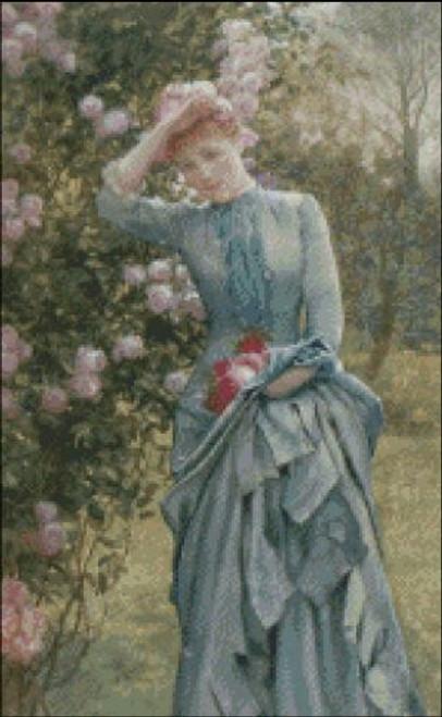 In the Garden by Killingworth