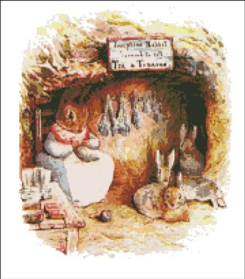 Tea and Tabacco Shop Peter Rabbit