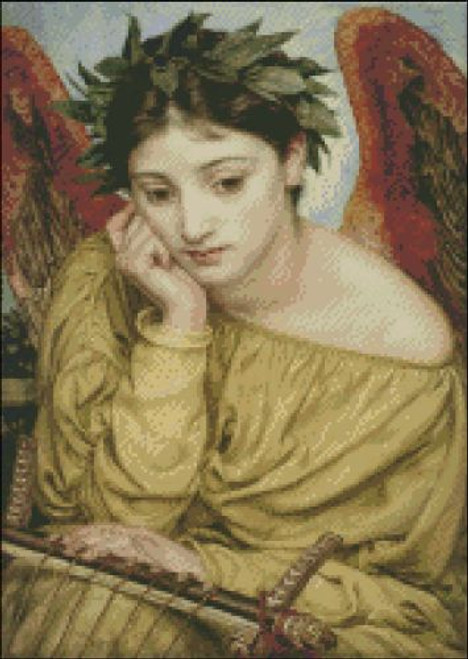 Erato Muse of Poetry