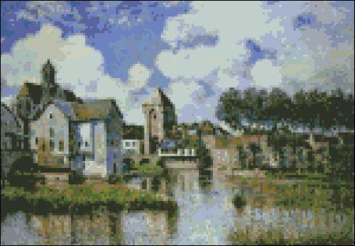 Moret-sur-Loing