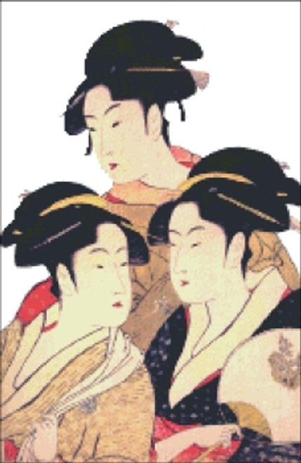 Three Known Beauties