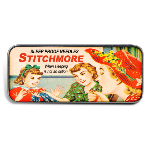 Magnetic Sewing Needle Case Stitch Club Stitch More Funny Sewing Needles
