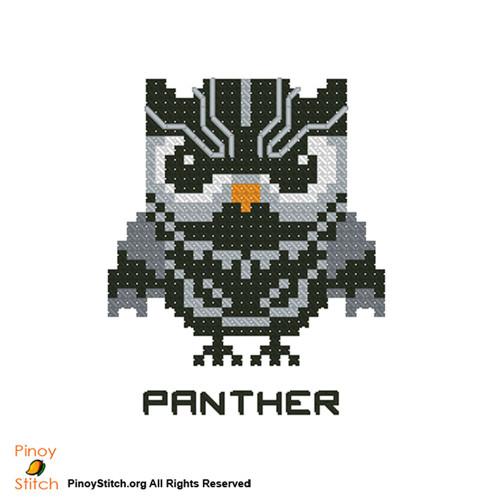 Hootie Super Hero Black Panther