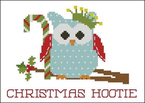 Christmas Hootie 002 Crown