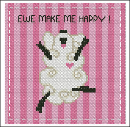 Ewe Make Me Happy