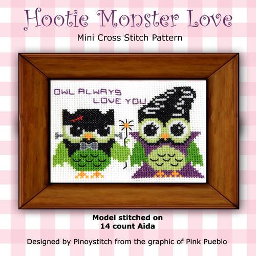 Hootie Monster Love