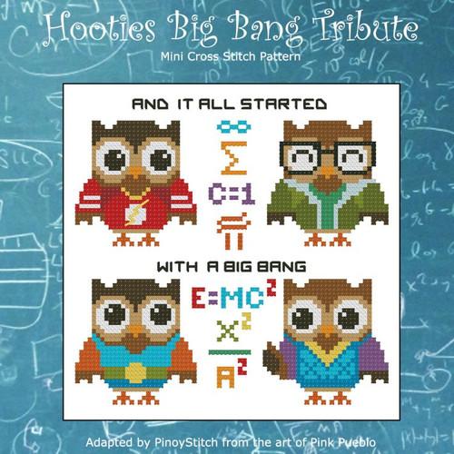 Hooties Big Bang Tribute