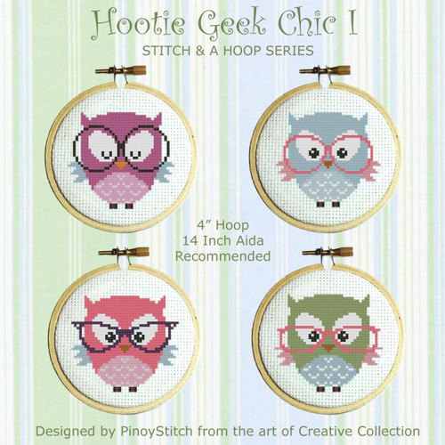 Hooties Geek Chic I