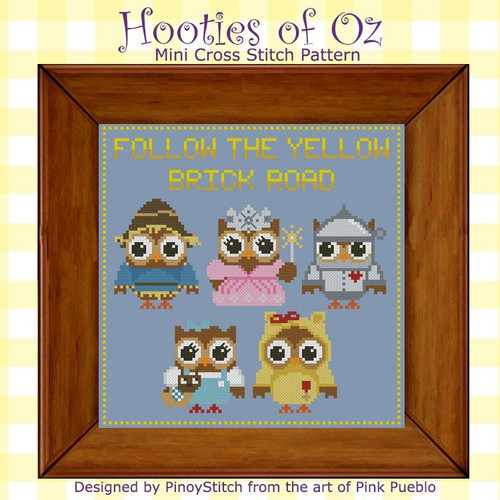 Hooties of Oz