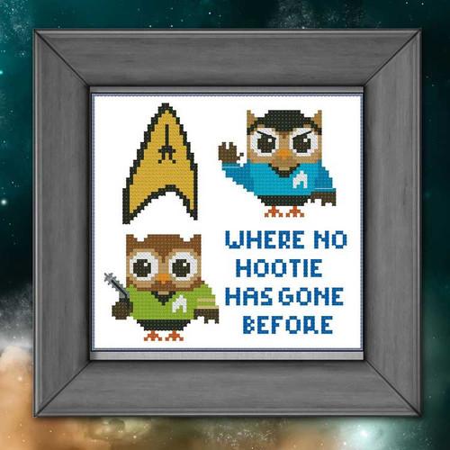 Hooties Star Trek
