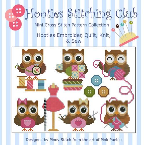 Hooties Stitching Club