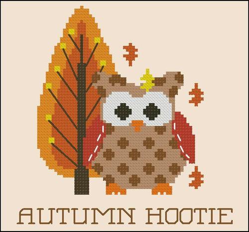 Hooties: Autumn Hootie