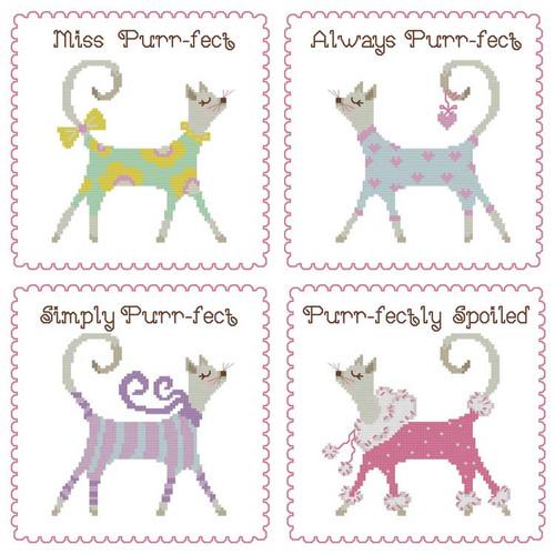 Purrfect Cats Sampler