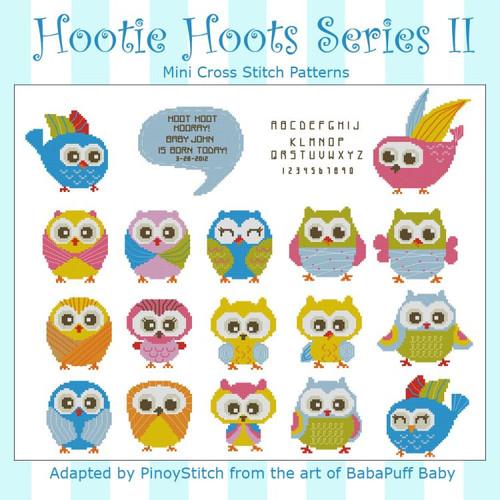 Hootie Hoots Series II